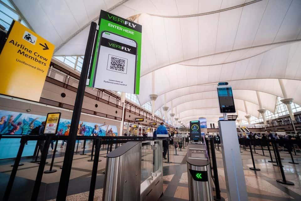 Estados Unidos: el aeropuerto de Denver tiene su propia aplicación para reservar un lugar en seguridad