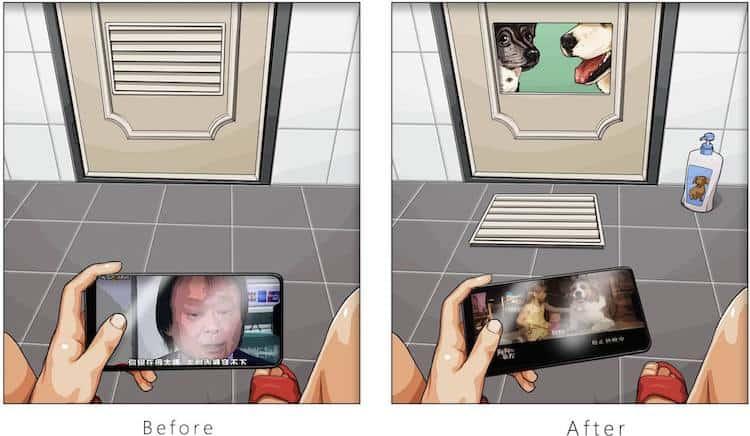 imagen tener una mascota Estas ilustraciones creadas por un artista taiwanes revelan como es la vida antes y despues de tener una mascota 7