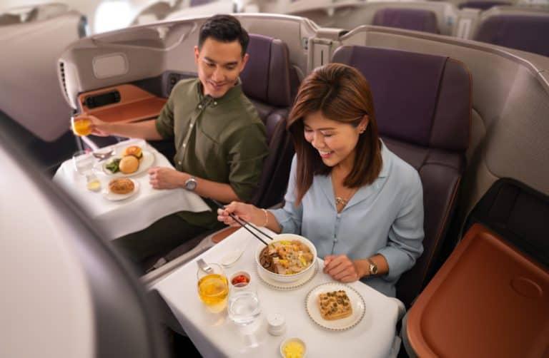 Esta aerolínea de Singapur convertirá su avión en un restaurante por 2 días y ofrece otras experiencias exclusivas