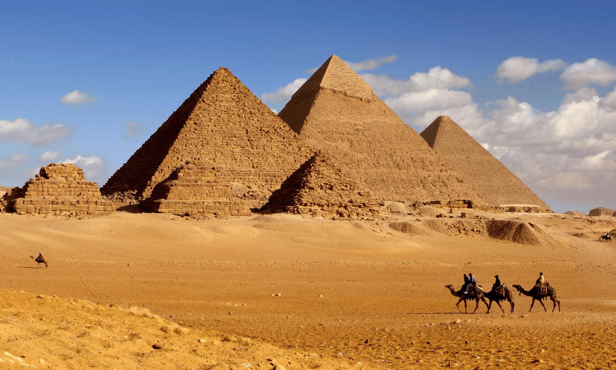 El Cairo lanzará nuevas atracciones para disfrutar de las Pirámides de Giza y esto es todo lo que tienes que saber 55