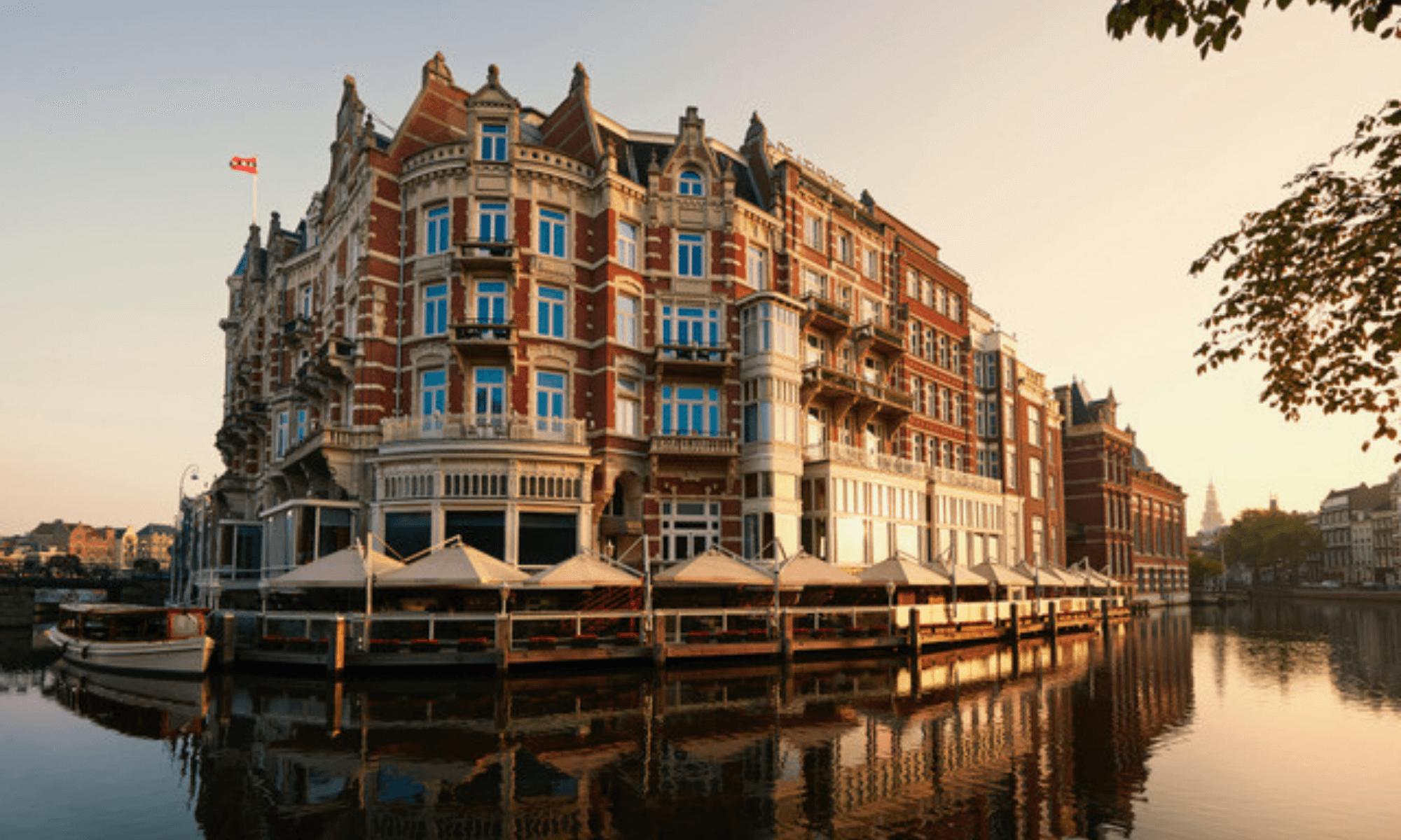 Así es el Hotel de Lujo más Antiguo de Ámsterdam