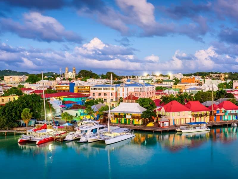 Antigua y Barbuda creó una visa para nómadas digitales que trabajan de forma remota que les permite quedarse hasta por 2 años