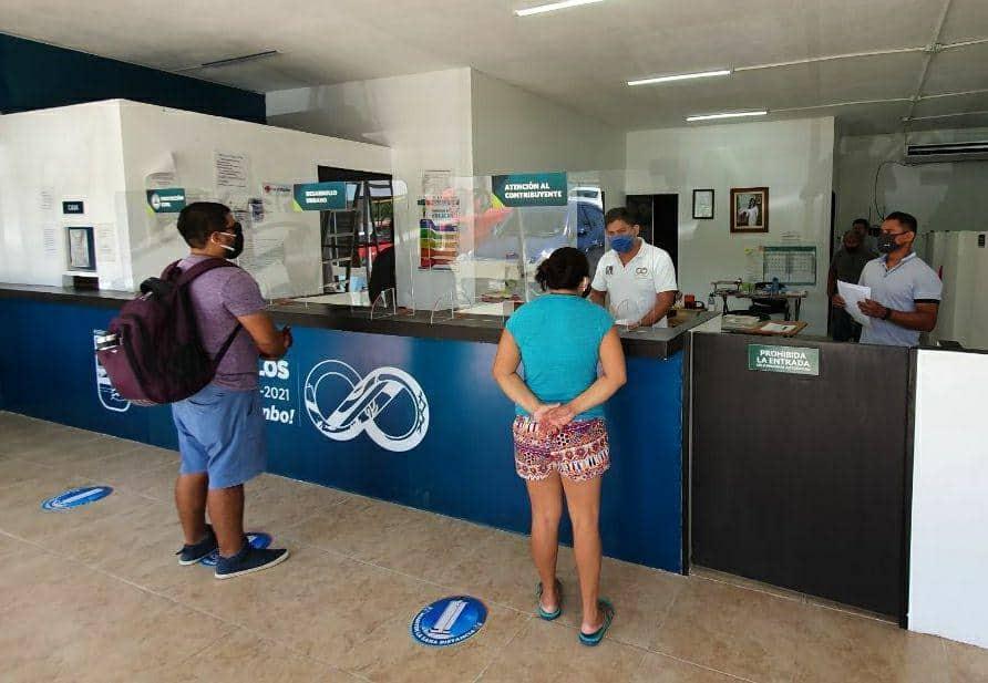 Puerto Morelos reactiva su economía y comienza a operar actividades esenciales para el turismo en la zona