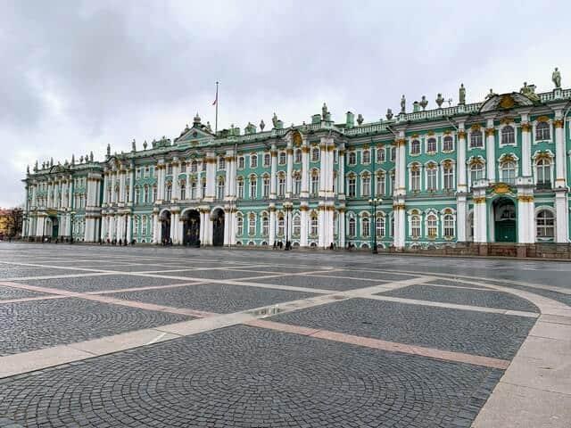 San Petersburgo en 48 horas