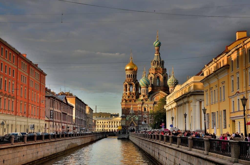 Imagen Viajar En 2021 St Petersburg Russia 3747214 1920 1
