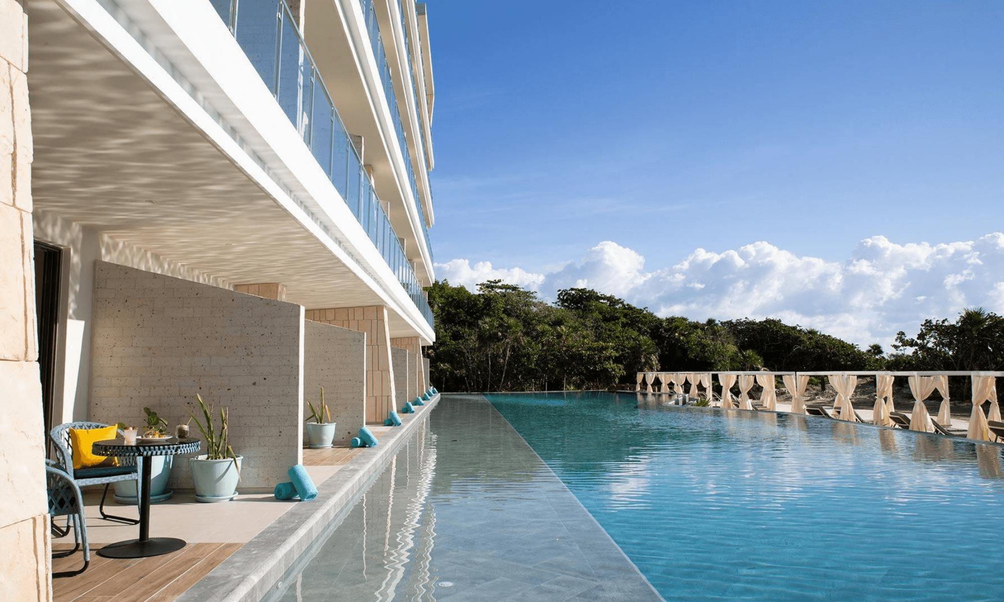 Un santuario de bienestar en Playa del Carmen descubre este imperdible resort sustentable de la Riviera Maya 1