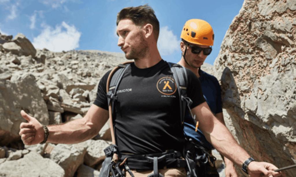 Emiratos Árabes Unidos abrirá un Bear Grylls Explorer Camp y es ideal para los amantes de la aventura en la naturaleza salvaje