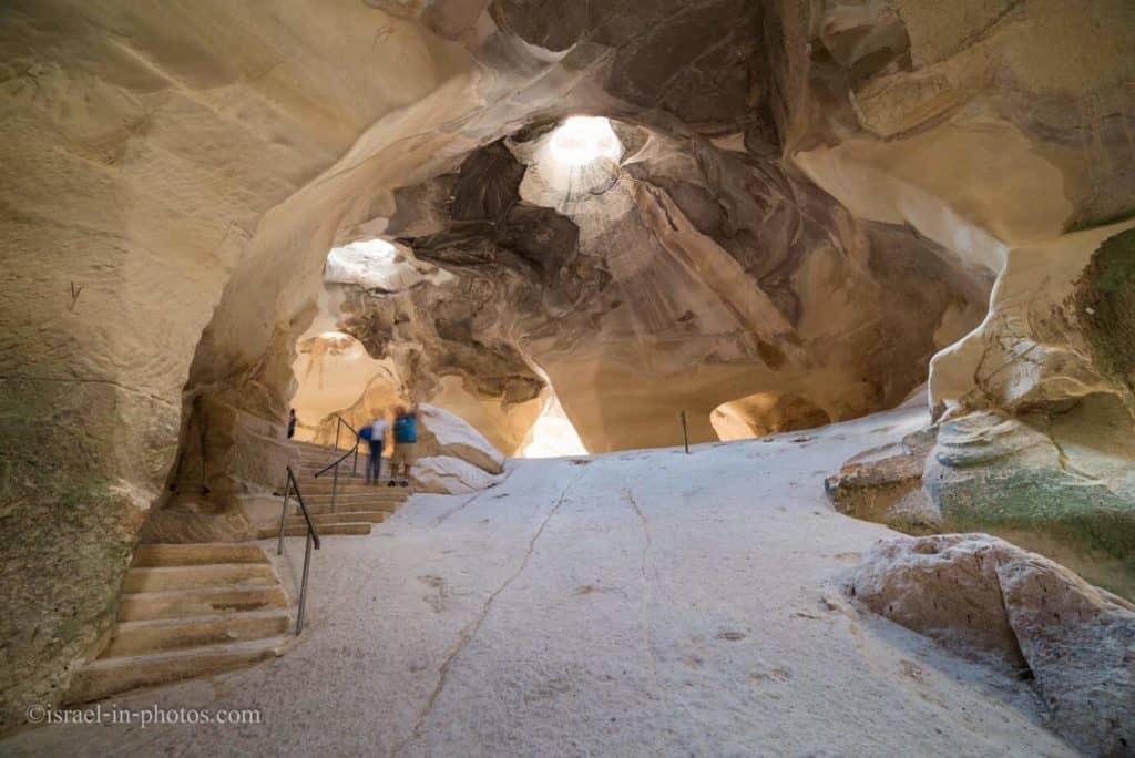 Parque Nacional Beit Guvrin-Maresha