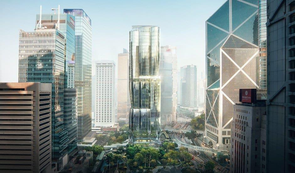 Hong Kong presumirá del skyline más caro del mundo: su inauguración está prevista para mediados del 2023
