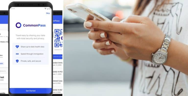 Desarrollan una aplicación que funciona como un pase digital y pretende facilitar los viajes entre países