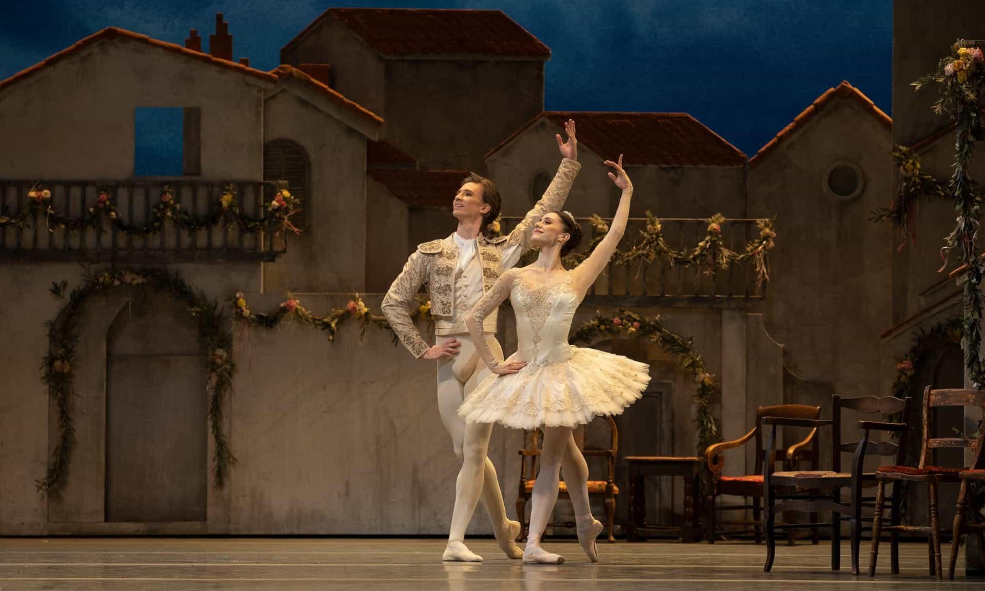 La compañía de ballet Royal Ballet vuelve al escenario para una presentación que se transmitirá de forma online