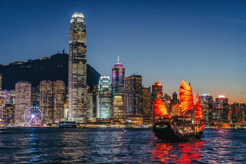6 Destinos De Asia Para Viajar En Familia: Hong Kong