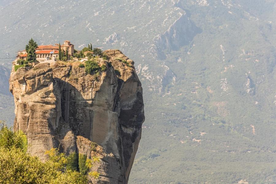 Monasterios de Meteora