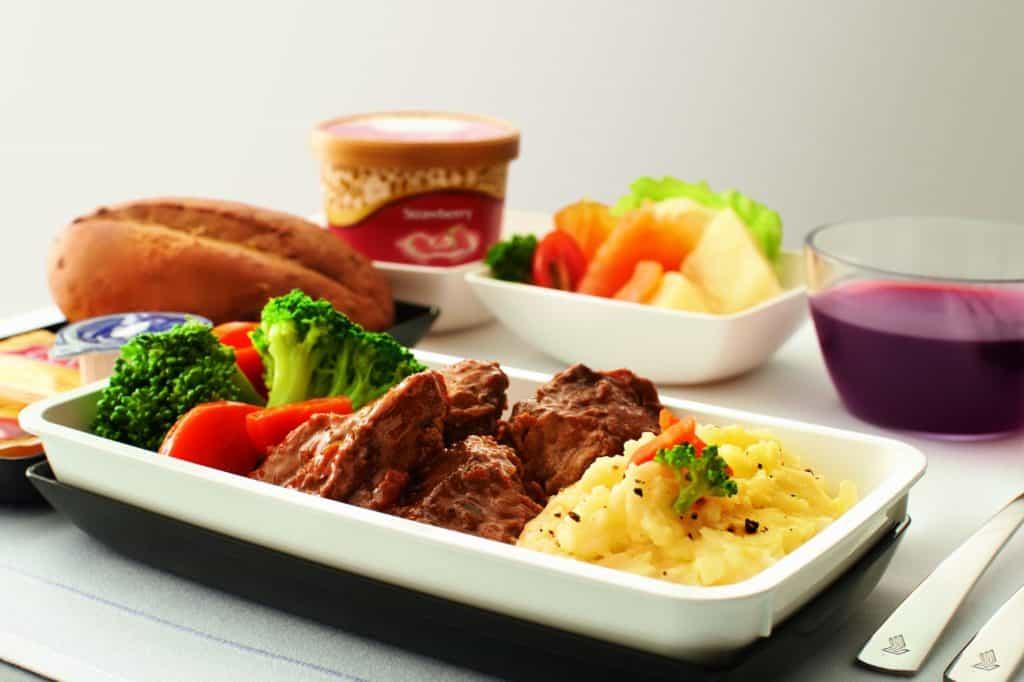 Singapore Airlines agregó nuevas fechas para poder disfrutar del restaurante en su avión A380