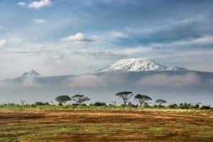 Tanzania: un incendio en el Monte Kilimanjaro consumió 28 kilómetros cuadrados de la vegetación