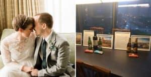 """Estados Unidos: el hotel Hilton organizó una luna de miel estilo """"escapada europea"""" para una pareja que no pudo viajar"""