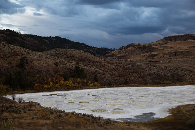 Spotted Lake