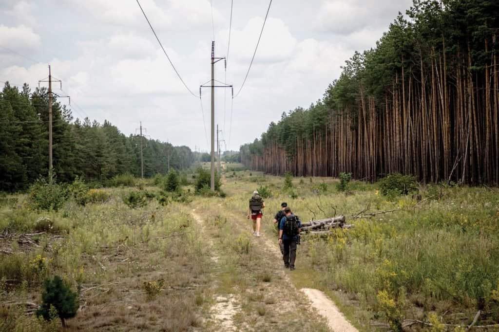 recorrió Chernobyl de manera ilegal y capturó imágenes inéditas del lugar