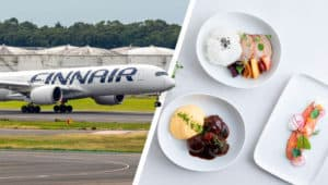 """Taste of Finnair"""