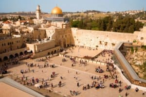 Israel: encontraron una forma para que las personas puedan dejar su mensaje en el Muro de los Lamentos