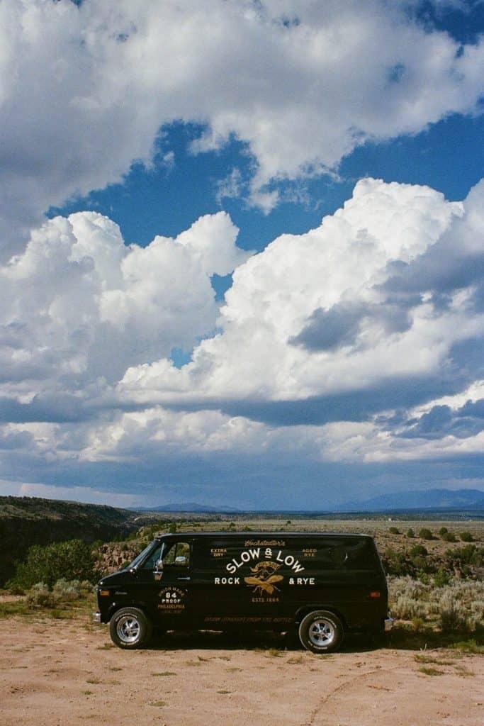"""Un concurso de fotografía brinda la posibilidad de ganarse un viaje por Estados Unidos en una """"Whiskey Van"""""""