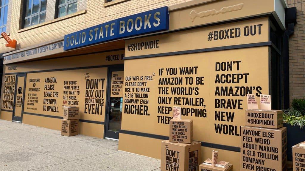 Librerías independientes de Estados Unidos