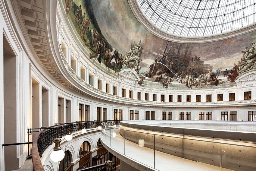 Francia: el Museo de Arte Contemporáneo en la Bolsa de Comercio de París ya tiene fecha de apertura oficial