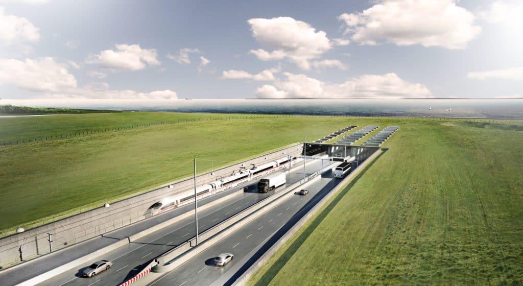 Este Nuevo Túnel Bajo El Mar Báltico Y Con 11,1 Millas De Largo Promete Conectar Fácilmente A Alemania Y Dinamarca