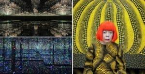 Inglaterra: a partir del próximo año Londres podrá disfrutar de la muestra psicodélica de Yayoi Kusama