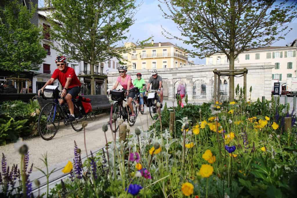 ruta ciclista europea