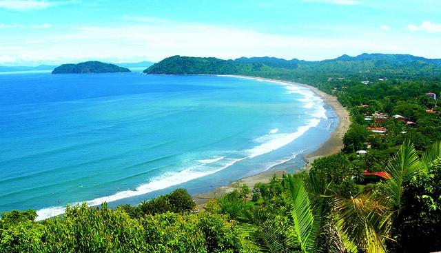 imagen requisitos para entrar a Costa Rica turismo no pedira prueba covid