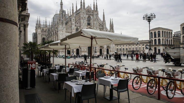 Cierre de cines, gimnasios y restaurantes abiertos solo hasta las 18: las nuevas restricciones en Italia por COVID-19