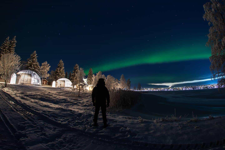 Ice and Light Village