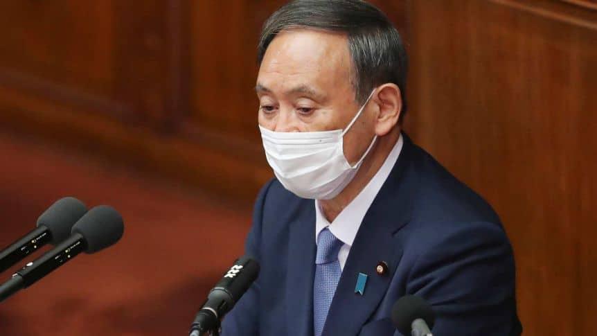 Japón se compromete a tener neutralidad de carbono para 2050