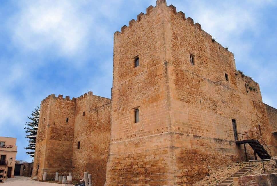 pueblo en Sicilia