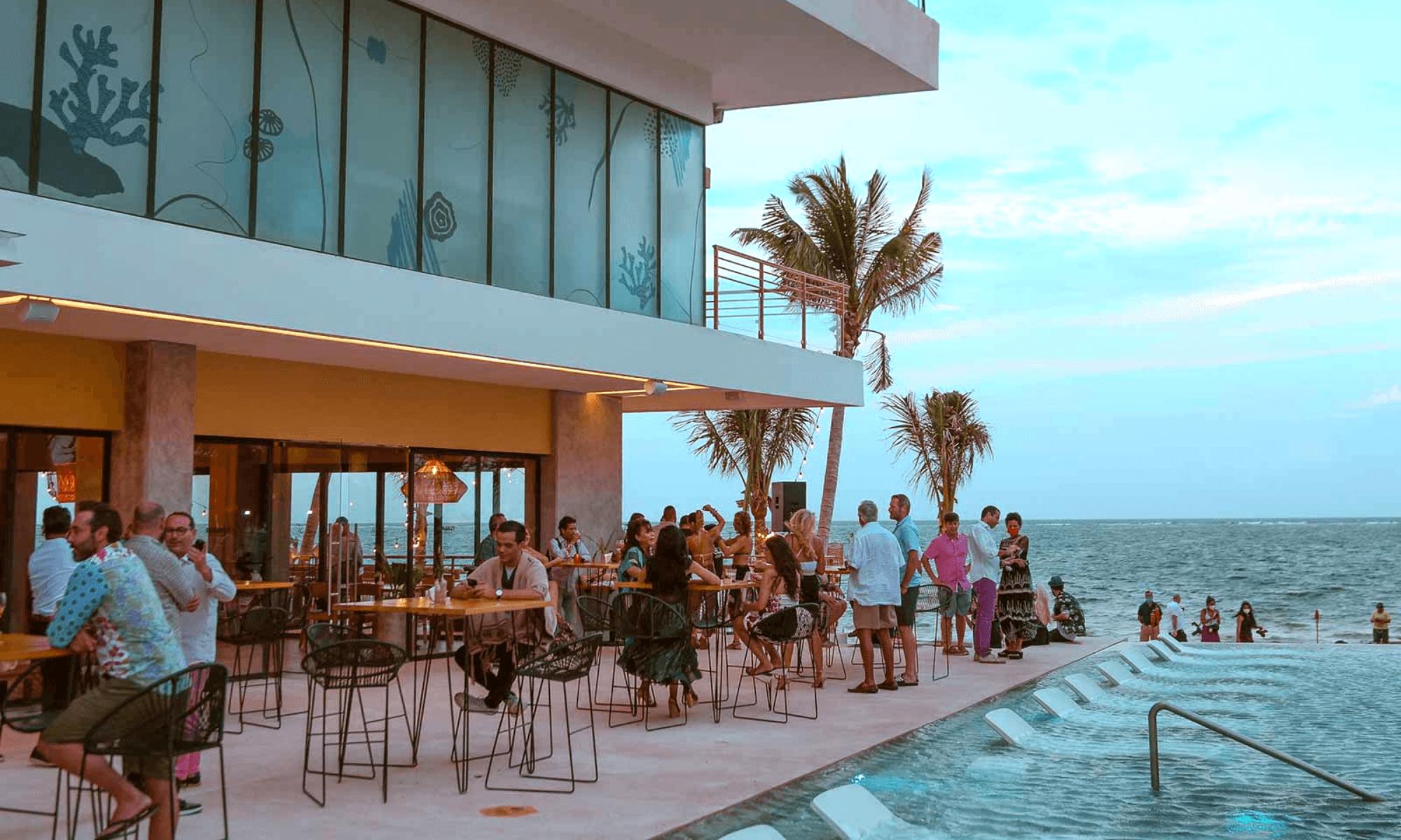 Así es RoMarley Beach House el primer club de playa del hijo de Bob Marley en Puerto Morelos 1