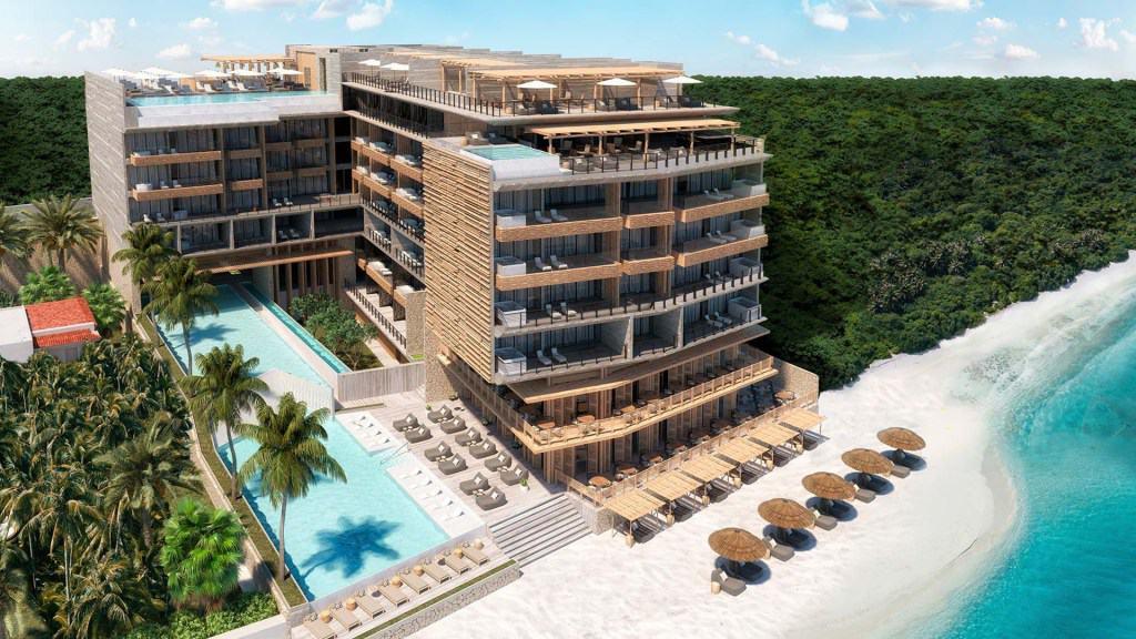 """Así es """"RoMarley Beach House"""": el primer club de playa del hijo de Bob Marley en Puerto Morelos"""