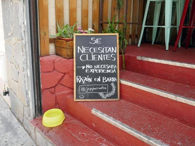 Bares y restaurantes de España