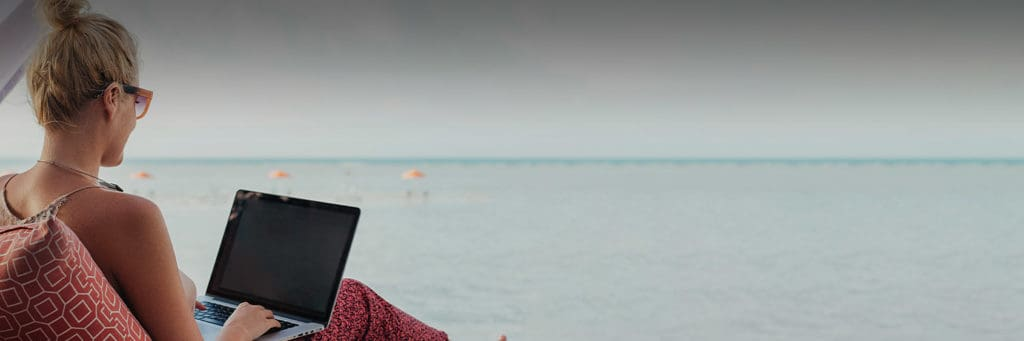 La cadena de hoteles Marriott  presentó un programa para personas que trabajan de forma remota