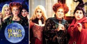 Halloween y Disney+: la compañía está trabajando en la secuela de Hocus Pocus
