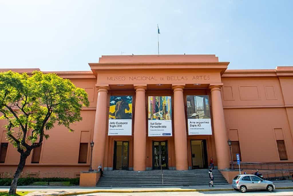 Los Museos De Buenos Aires Reabren Sus Puertas Al Público: La Reserva Previa Online Será Un Requisito Para El Acceso