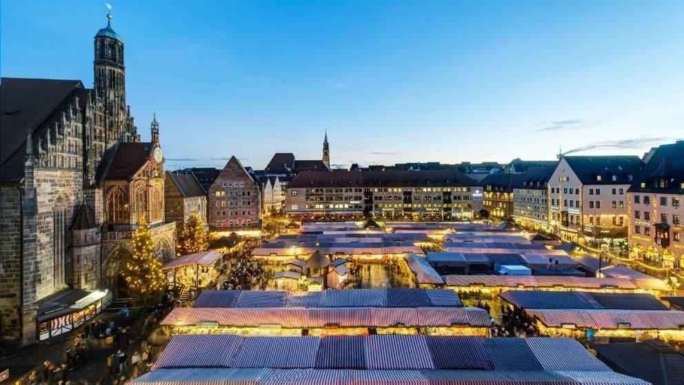 Alemania: por primera vez desde la Segunda Guerra Mundial permanecerá cerrado el Mercado de Navidad de Núremberg