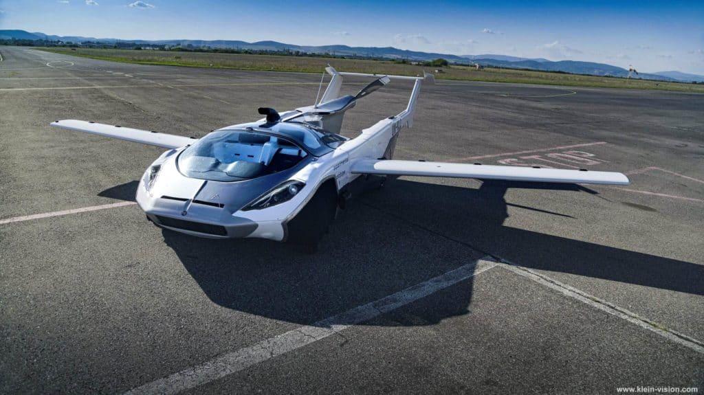 Slovakian AirCar