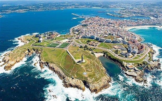 España: Galicia decretó el cierre perimetral de sus 7 ciudades más importantes