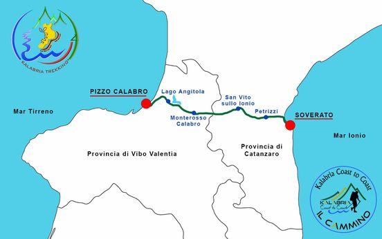 Kalabria Coast to Coast: esta ruta de senderismo recorre 34 millas y es ideal para descubrir montañas y playas de Italia