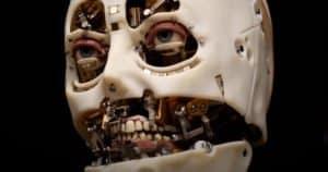 robot sin piel