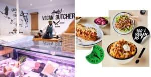 En el Reino Unido abrió la primera carnicería vegana y agotó todo el stock en su primer día
