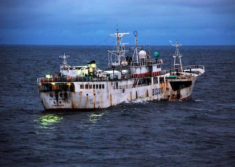 Chile, Colombia, Ecuador y Perú se pronuncian contra la pesca ilegal de embarcaciones extranjeras