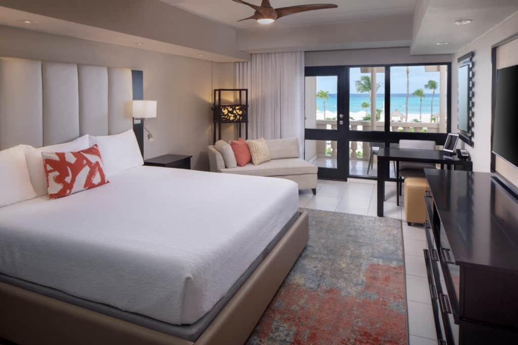 Bucuti & Tara Beach Resort: el primer y único hotel del Caribe en obtener la certificación de carbono neutral