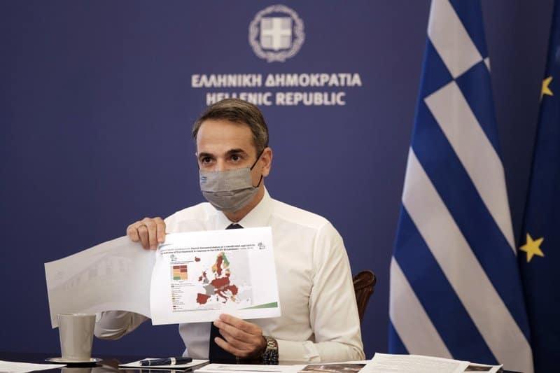 Grecia anuncia un nuevo confinamiento total para intentar bajar la cantidad de casos de COVID-19
